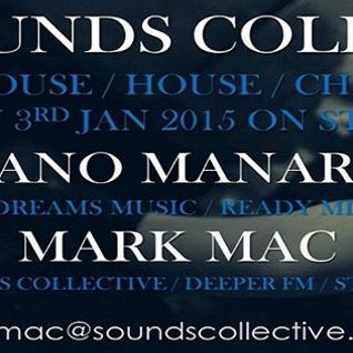 "Stafford FM UK@Pano Manara exclusive mix|Mark Mac ""The sounds collective"" show"