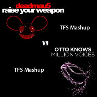 Deadmau5 vs Otto Knows - Raise Your Million Voices (TFS Mashup)