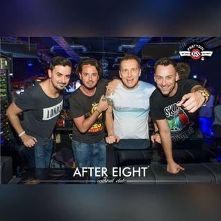 Partydul KissFM ed396 vineri - ON TOUR After Eight Cocktail Club Cluj-Napoca cu Dj Jonnesse si Aner
