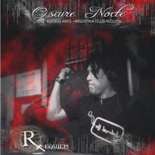 Live Buenos Aires  - DJ Dark Machine (Club Requiem)