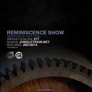 Reminiscence Show 26012014 @ jungletrain.net