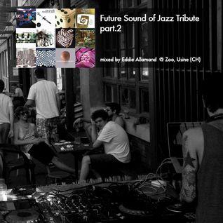 Future Sound Of Jazz Tribute pt.2 @ Zoo, Usine, Geneva, CH - 12/08/2015