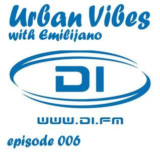 Emilijano - Urban Vibes 006 [DI.FM]