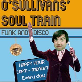 Live Mix from 'Soul Train'  at O'Sullivans Meribel - February 2014