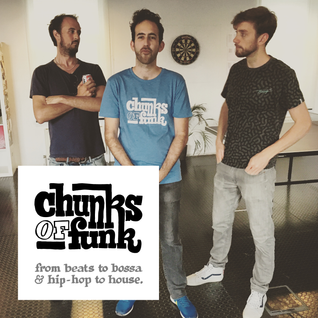 Chunks of Funk vol. 30 with Ben Gomori (Monologues Records - London) - 12.06.2016