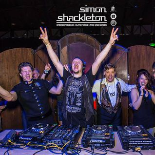 Simon Shackleton - Guest Mix For Wizard Radio (February 2015)