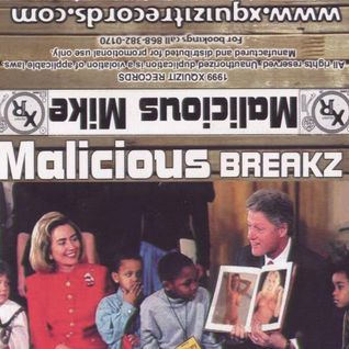 Malicious Mike - Malicious Breakz - 1999 Mixtape Side B