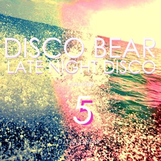 Disco Bear Late Night Disco Chapter V