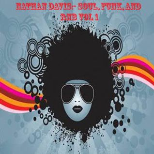Nathan Davis - Soul, Funk and RnB 45s vol 1