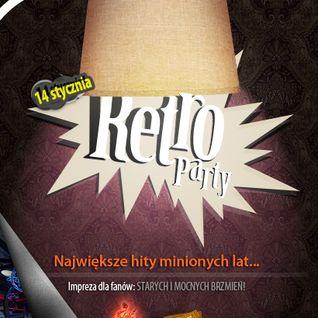 Club Magic Krzyżanowice (Retro Party - 14.01.2012) Part I