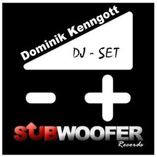 Dominik Kenngott - Subwoofer Rec