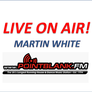 Martin White Mart's Office 19/08/2014 Point Blank FM