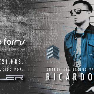 Unique Forms w/Ricardo Saenz 2015-03-28