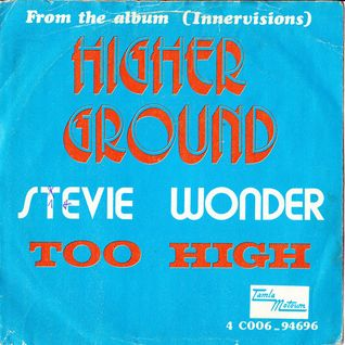 Stevie Wonder - Higher Ground (Pied Piper Extended 12 Inch Remix)