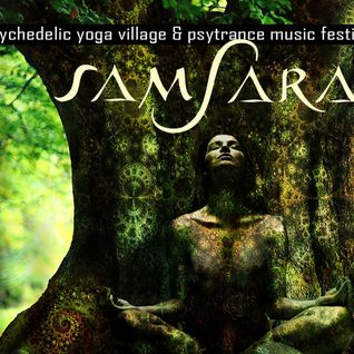 Dhamika LIVE @ Samsara Festival Europe 2015