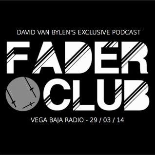 Podcast Fader Club (Dj Mix by David Van Bylen)