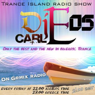 Dj carl E. pres Trance Island 05 (special episode .guitar tunes)