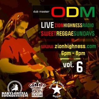ODM Live from Miami on Zionhighness Radio Vol.6