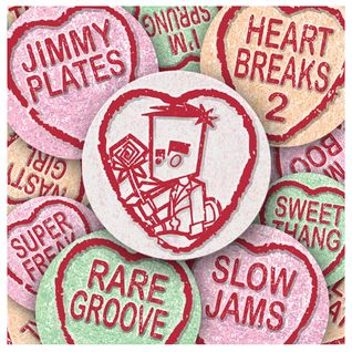 Jimmy Plates Heart Breaks 2