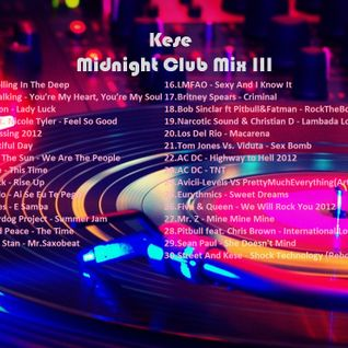 Kese - Midnight Club Mix III