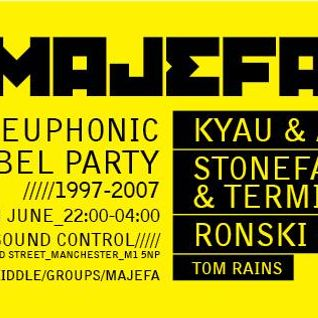 Majefa DJ Competition Entry