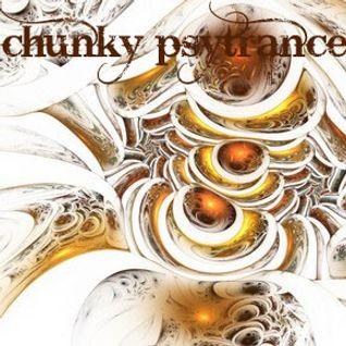 Wolfie - Chunky Psy-trance Mix 145BPM