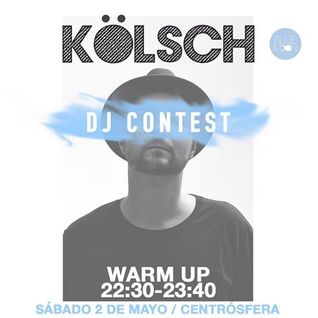 KOLSCH Warm up DJ Contest Blue Moon mixing by ZAIRI TORREZ