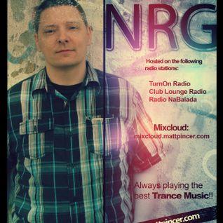 Matt Pincer - NRG 043