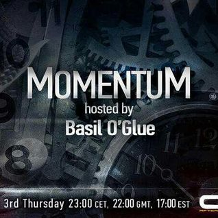 Basil O'Glue - Momentum 40 Jeremy Rowlett Guest mix (September 28th 2012)