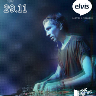 Petar Dundov @ Elvis, Thessaloniki, 29.11.2013