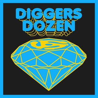 Piers Harrison (Soft Rocks) - Diggers Dozen Live Sessions (March 2016 London)