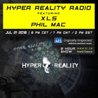 Hyper Reality Radio 039 – XLS & Phil Mac