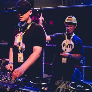 Hybrid Minds feat. MC Tempza & Impact MC (AudioPorn) @ Different Drumz, Plan B - London (30.11.2012)