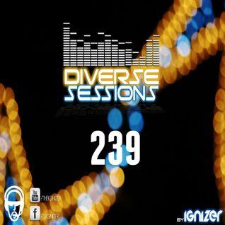 Ignizer - Diverse Sessions 239 Dj Killa Guest Mi