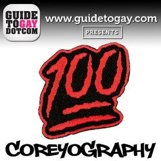 Guidetogay.com | COREYOGRAPHY | 100