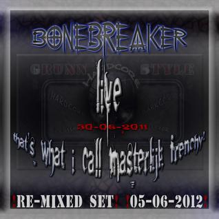 DJ BoneBreAker - That's What I Call Masterlijk Frenchy 2011 @GHS Radio (Re-mixed!! @05-06-12)