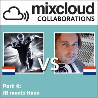 Mixcloud Collaborations Part 4: JB meets Huas