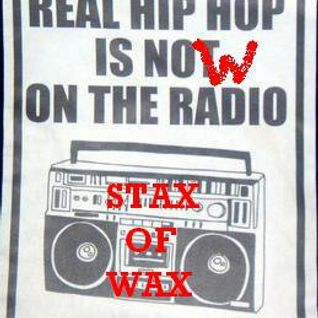 Stax of Wax Radio - S2E20 25may 2012