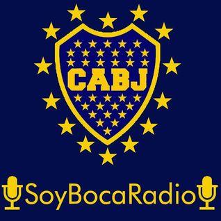 Rojitas en SoyBocaRadio 31/08/2015