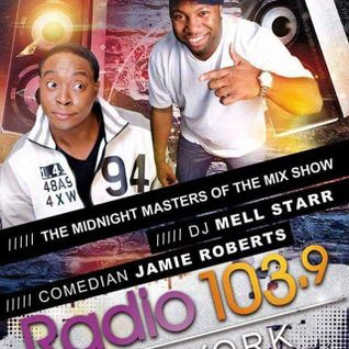 "Radio 103.9 FM ""The Beat Of Things"" Mell Starr & Jamie Roberts Show #16"