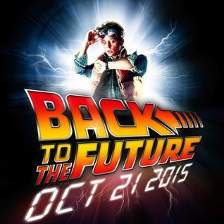 "Tom's ""Back to the Future"" Day Special"