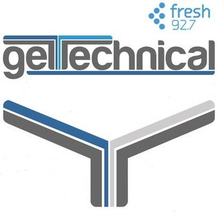 Get Technical EP#61 Live with DJ Nik C on Fresh 92.7