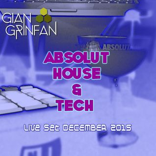 ABSOLUT House & Tech December 2015