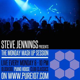 Steve Jennings Live @ Pure 107 26-09-16 #2
