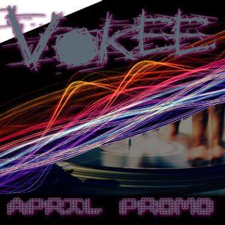Vokee - April Promo 2013