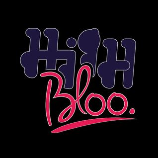 HIGHBLOO recorded mix at Rockerill - 28/07/2016