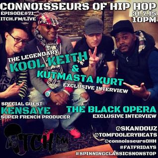 SKANDOUZ & Tom Foolery Beats - Connoisseurs Of Hip Hop 71