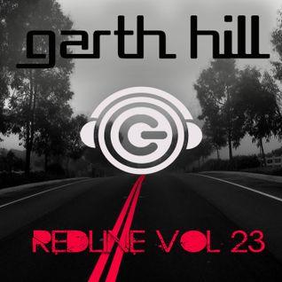 Garth Hill - Red Line Vol.23