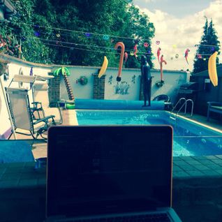 Start Of Something- August 2014 'Poolside Session' - JB & Friends