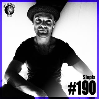 Get Physical Radio #190 mixed by Siopis
